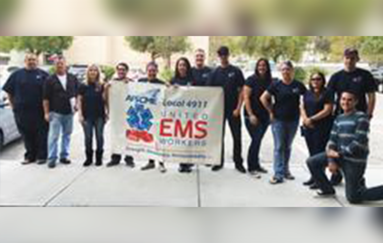 Riverside EMS Workers