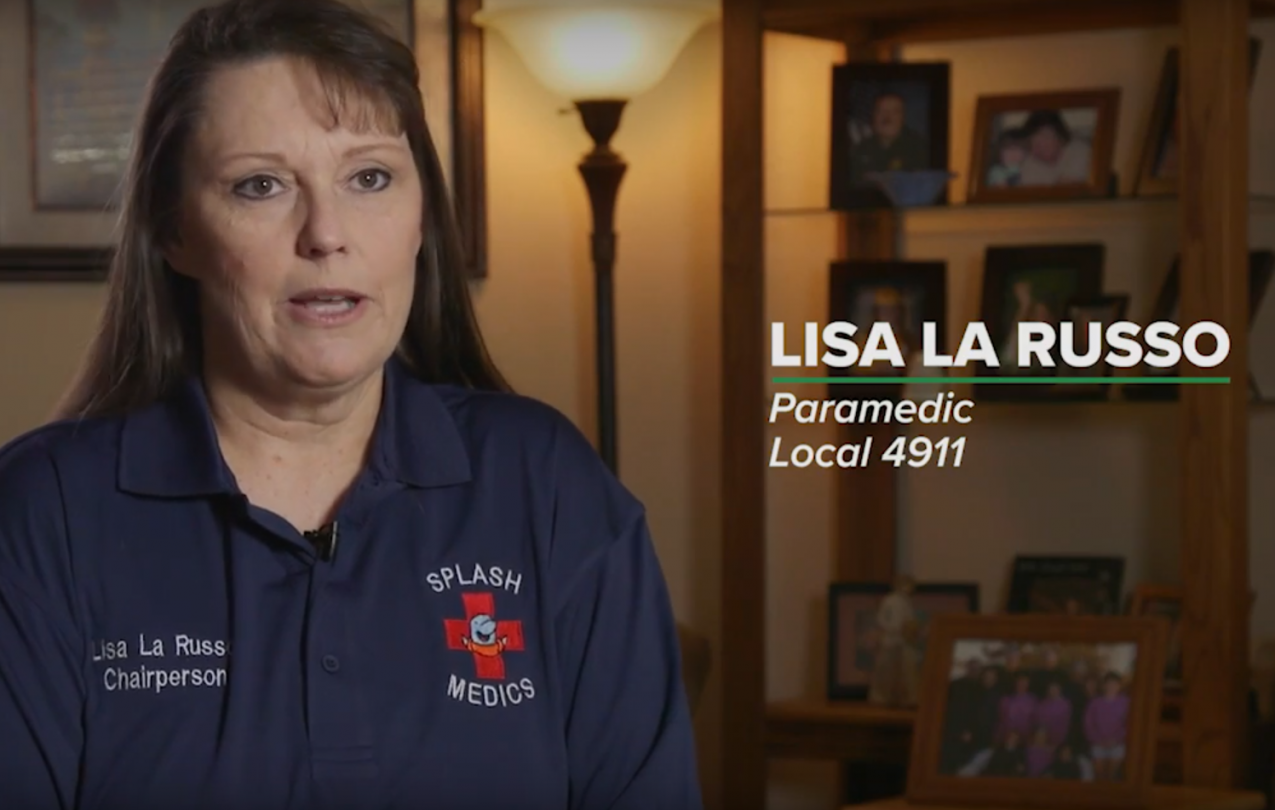 Lisa La Russo, Splash Medics